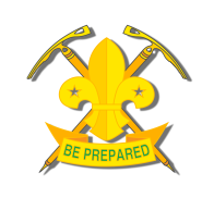 Mountaineer Scout Logo_Gold_100 with shadow