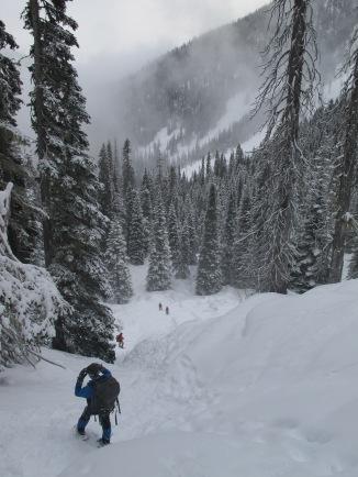 No wonder my quads hurt so much! This was a steep hill.