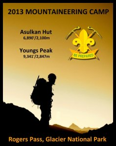 2013 Mountaineering Camp