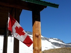 Happy Canada Day from Glacier National Park!